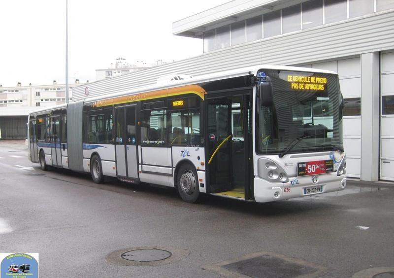Cp tcl - Ligne bus limoges ...