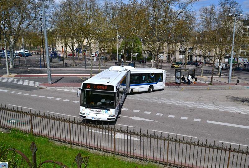 Agora s et l - Ligne bus limoges ...